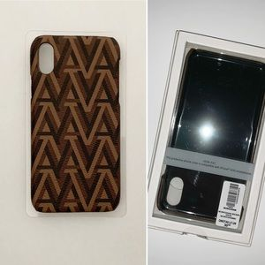 TNA Smartphone Protective Phone Cover X/XS - Brown